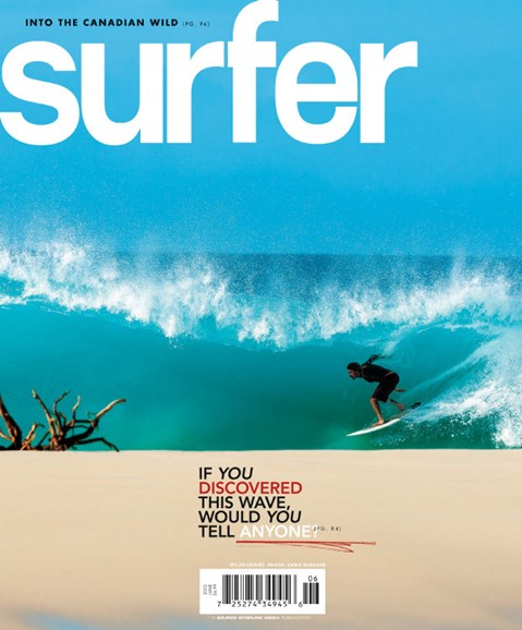 Surfer Cover - 6/1/2013