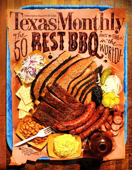 Texas Monthly Cover - 6/1/2013