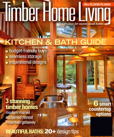 Timber Home Living Cover - 6/1/2013
