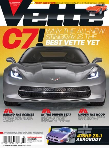 Vette Cover - 6/1/2013