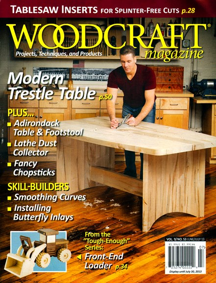Woodcraft Cover - 6/1/2013