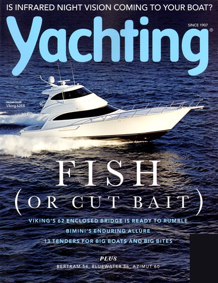Yachting Cover - 6/1/2013