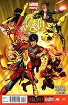 Avengers Comic 7/1/2013