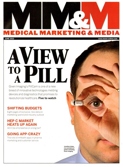 Medical Marketing & Media Cover - 6/1/2013
