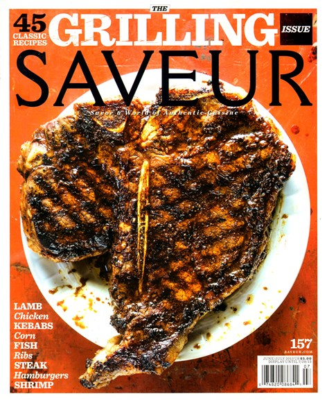 Saveur Cover - 6/1/2013