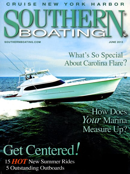Southern Boating Cover - 6/1/2013