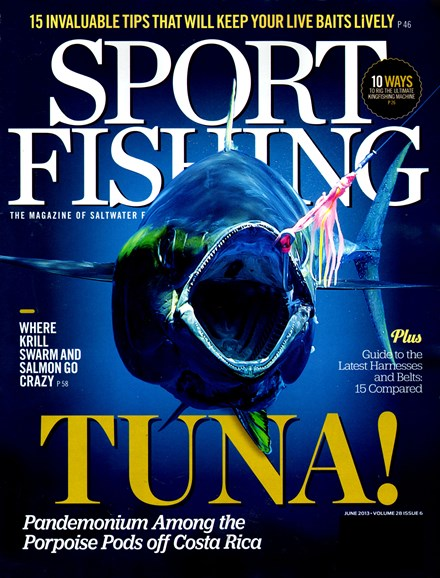 Sport Fishing Cover - 6/1/2013
