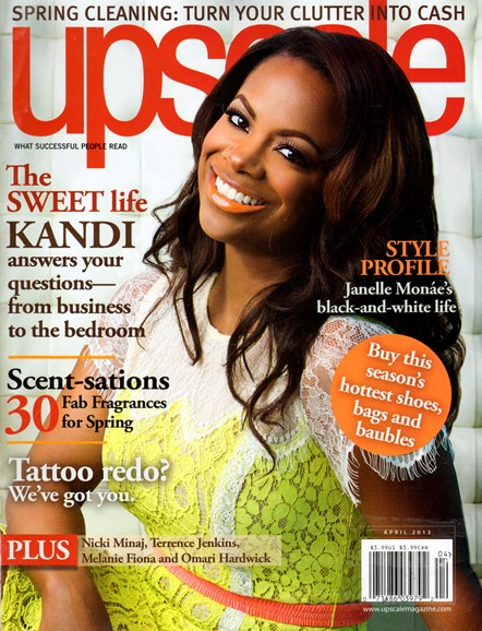 Upscale Cover - 4/1/2013