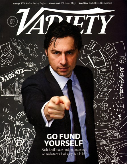 Variety Cover - 6/1/2013