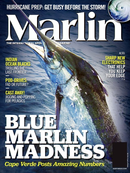 Marlin Cover - 6/1/2013