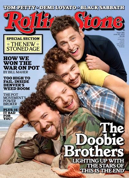 Rolling Stone Cover - 6/20/2013