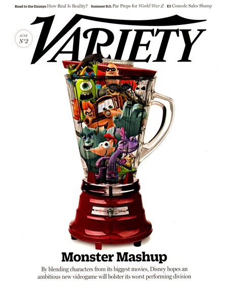 Variety Cover - 6/4/2013