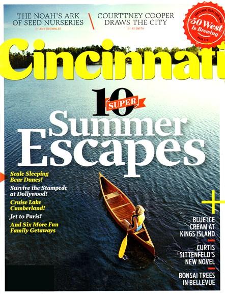 Cincinnati Cover - 6/1/2013