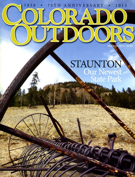 Colorado Outdoors Cover - 5/1/2013