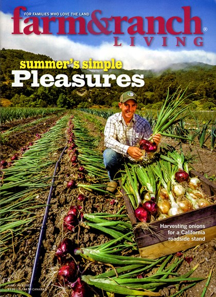 Farm & Ranch Living Cover - 6/1/2013