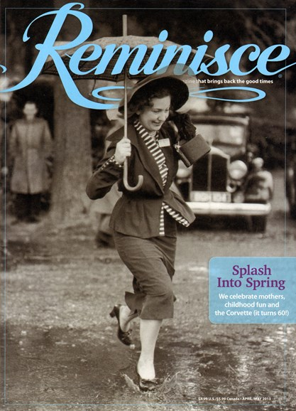 Reminisce Cover - 4/1/2013