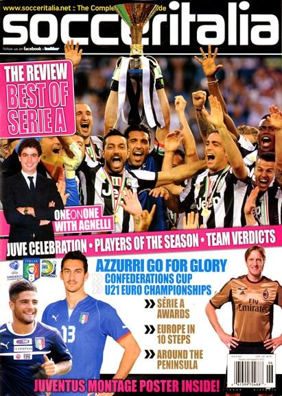 Soccer Italia Cover - 6/1/2013
