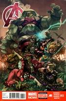 Avengers Comic 8/1/2013