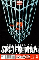 Superior Spider Man Comic 8/1/2013