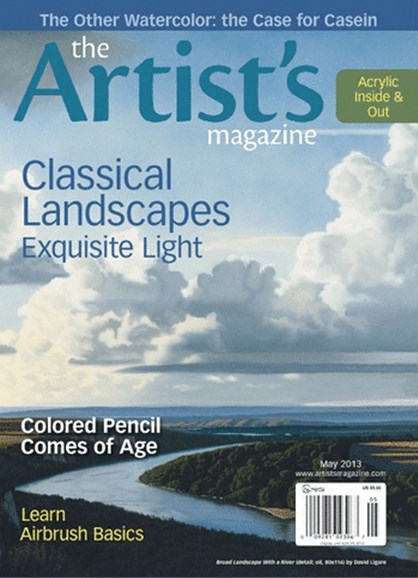 Artists Cover - 5/1/2013