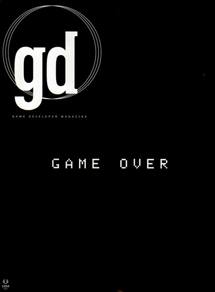 Game Developer Cover - 6/1/2013