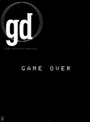 Game Developer | 6/1/2013 Cover