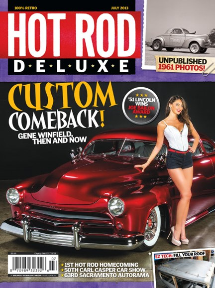 Hot Rod Deluxe Cover - 7/1/2013