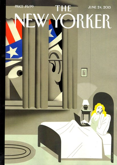 The New Yorker Cover - 6/24/2013