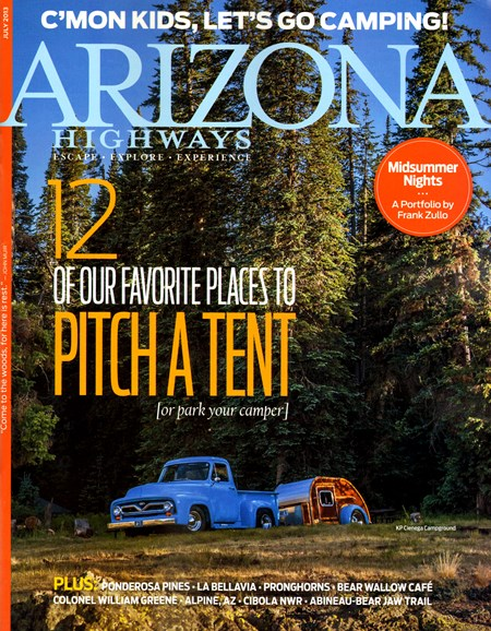 Arizona Highways Cover - 7/1/2013