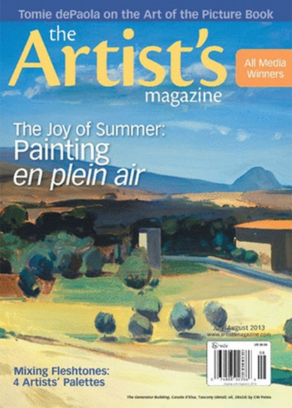 Artists Cover - 7/1/2013
