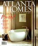 Atlanta Homes & Lifestyles Magazine 7/1/2013