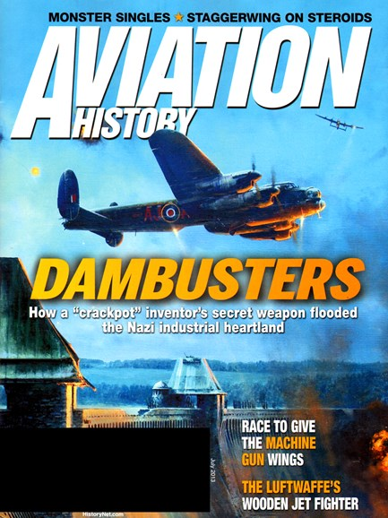 Aviation History Cover - 7/1/2013