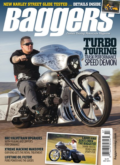 Baggers Cover - 7/1/2013