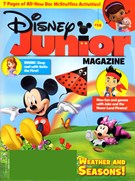 Disney Junior Magazine 7/1/2013