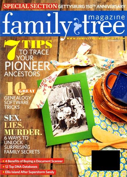 Family Tree Cover - 7/1/2013