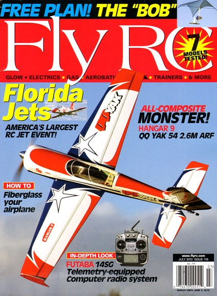 Fly RC Cover - 7/1/2013