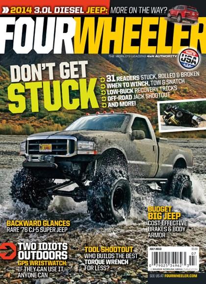 Four Wheeler Cover - 7/1/2013