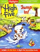 High Five Magazine 7/1/2013