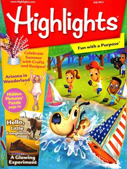 Highlights Cover - 7/1/2013