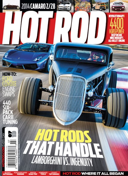 Hot Rod Cover - 7/1/2013