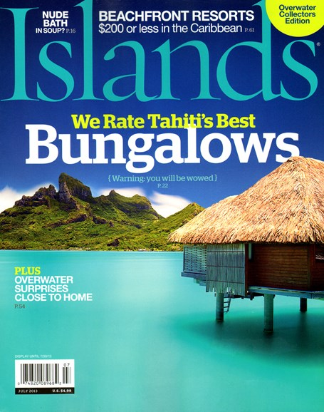 Islands Cover - 7/1/2013