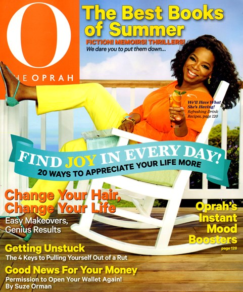 O The Oprah Cover - 7/1/2013