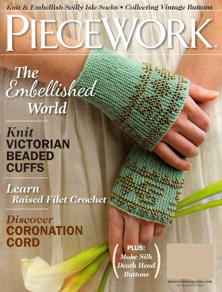 Piecework Cover - 7/1/2013