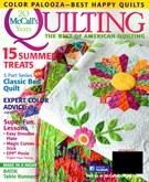 Mccall's Quilting Magazine 7/1/2013