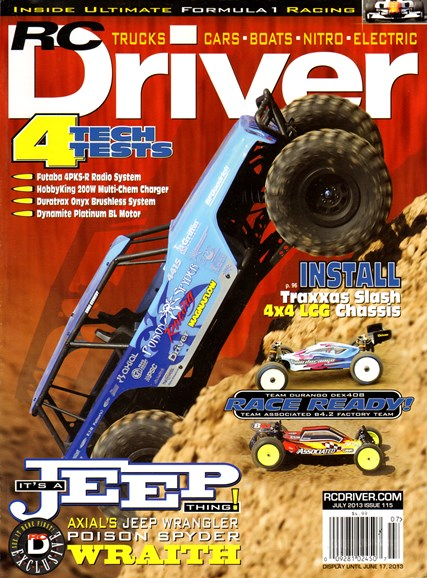 RC Driver Cover - 7/1/2013