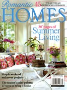 Romantic Homes Magazine 7/1/2013