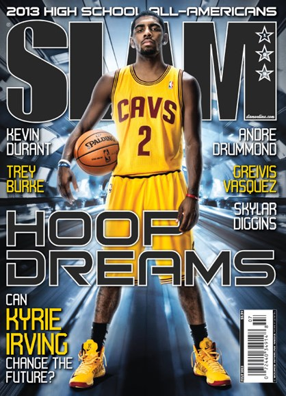 Slam Cover - 7/1/2013