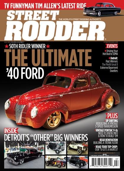 Street Rodder Cover - 7/1/2013
