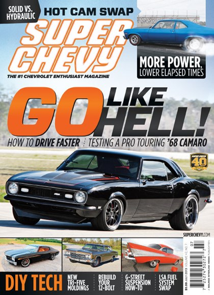 Super Chevy Cover - 7/1/2013