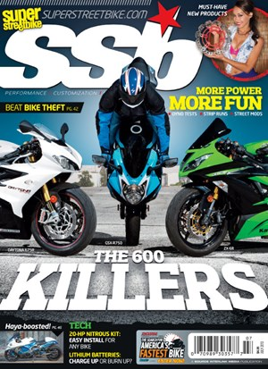 Super Street Bike | 7/1/2013 Cover
